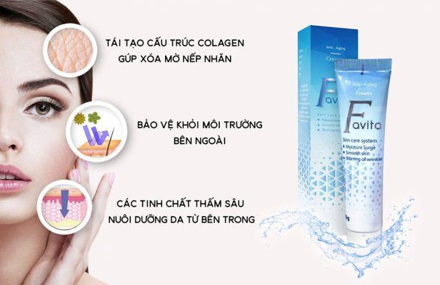 công dụng favita